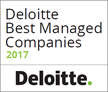 Deloitte Best Managed Company 2017